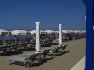 spiagge attrezzate Castiglione della pescaia
