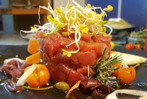 ristorante spiaggia Castiglione della pescaia